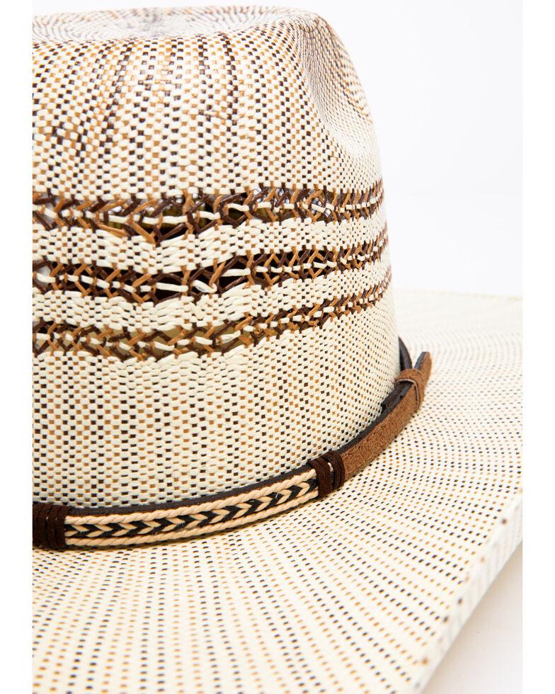 Cody James Men's 15X Bangora BR Crease Cowboy Hat, Natural, hi-res