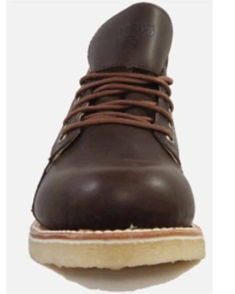 Superlamb Men's Tuul Chukka Boots - Round Toe, Brown, hi-res