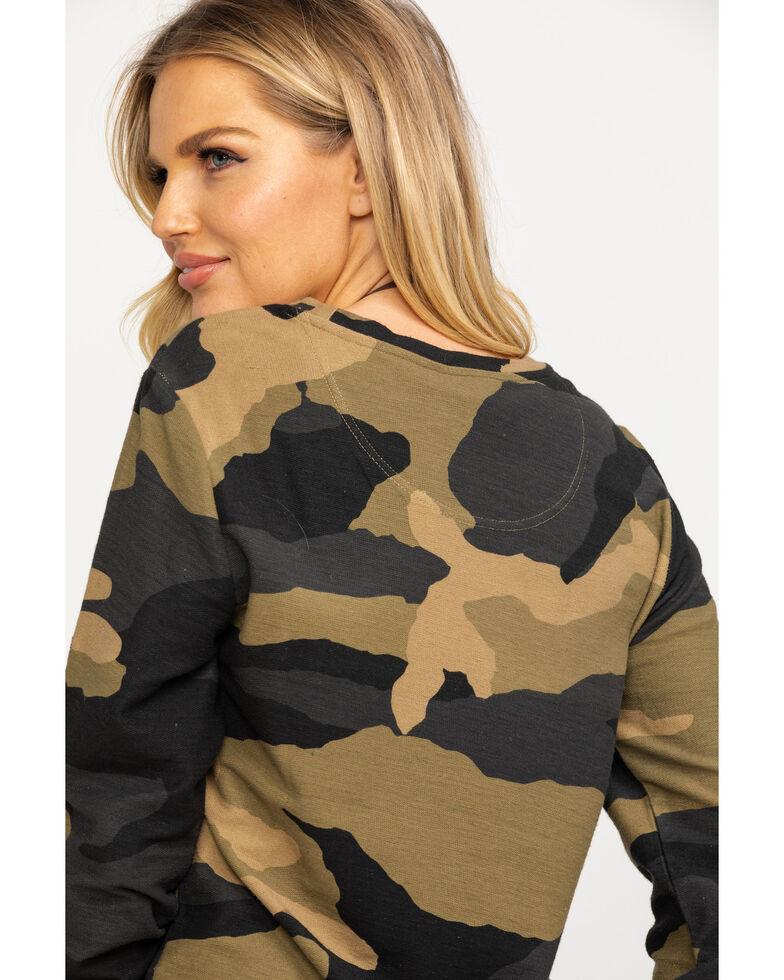 Ariat Women's Grande Long Sleeve Shirt, Multi, hi-res