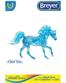 Breyer Girls' High Tide Model Horse, No Color, hi-res