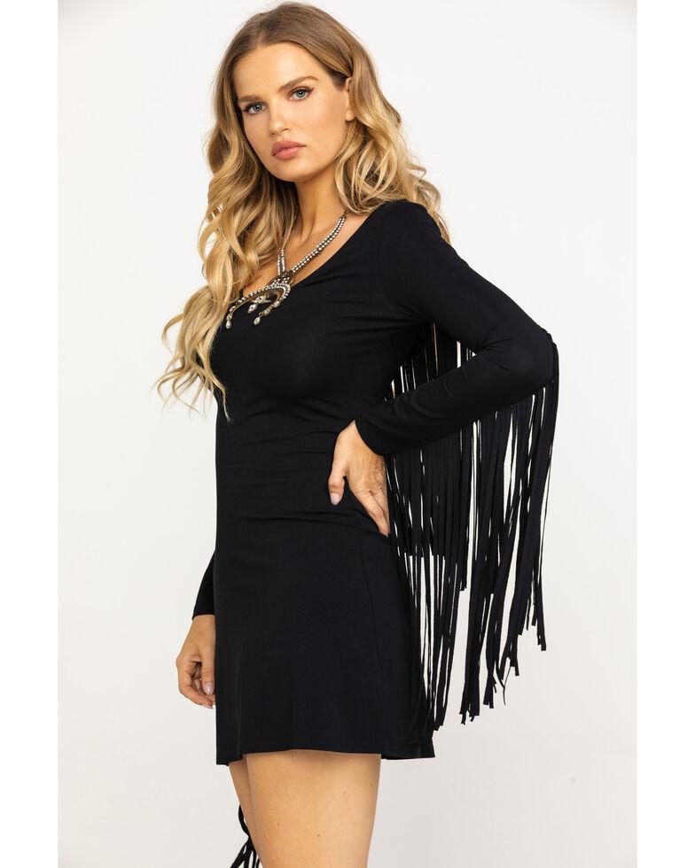 Idyllwind® Women's I Feel Like Dancing Dress, Black, hi-res