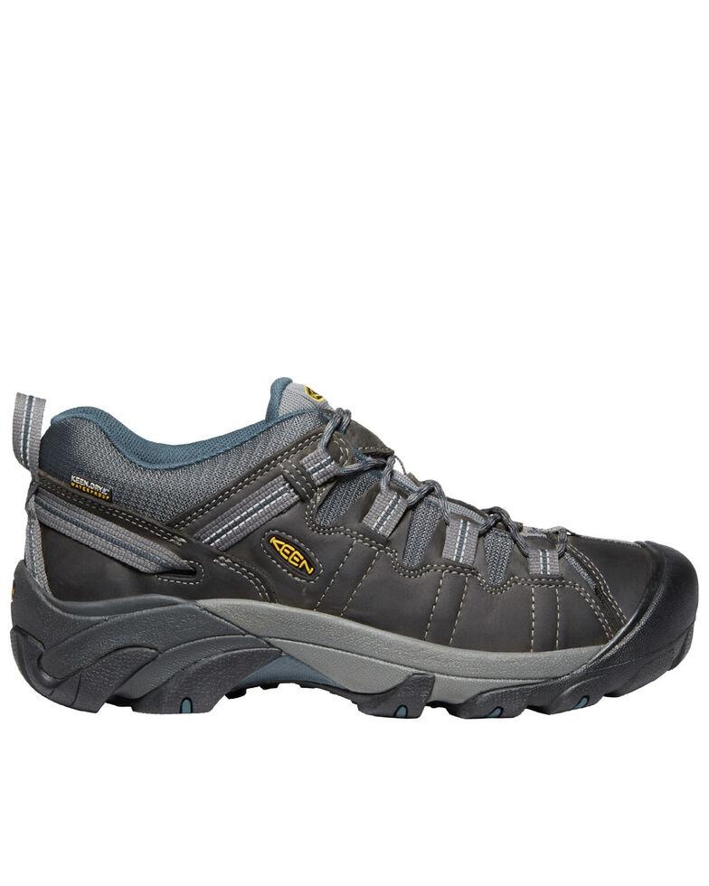Keen Men's Targhee II Waterproof Hiking Boots - Soft Toe, Grey, hi-res