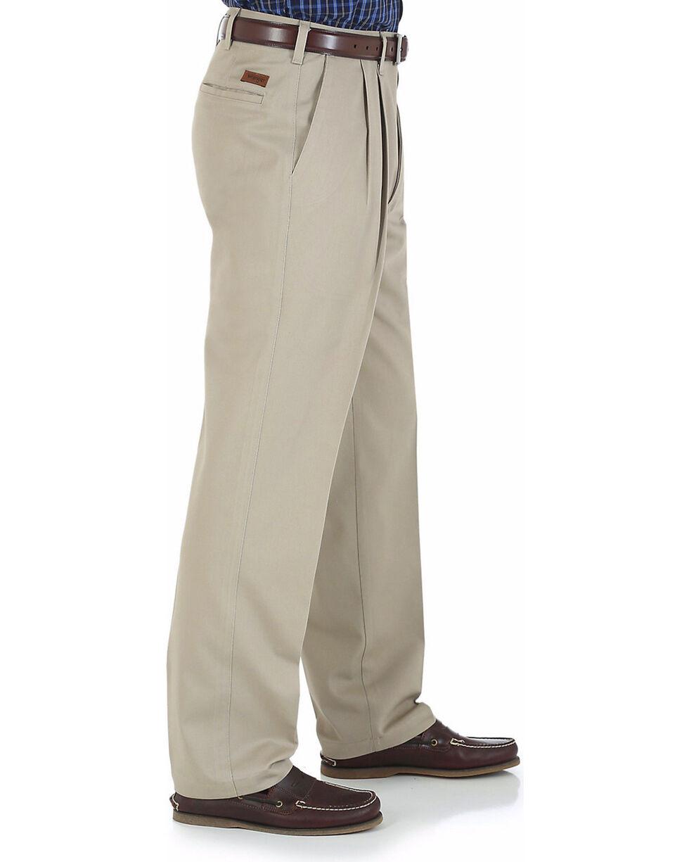 Wrangler Rugged Wear Performance Casual Pants, Khaki, hi-res