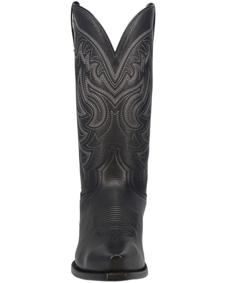 Dan Post Men's Wind River Western Boots - Snip Toe, Black, hi-res