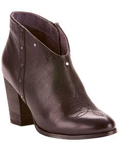 Ariat Women's Unbridled Kaelyn Western Fashion Booties - Medium Toe, Black, hi-res