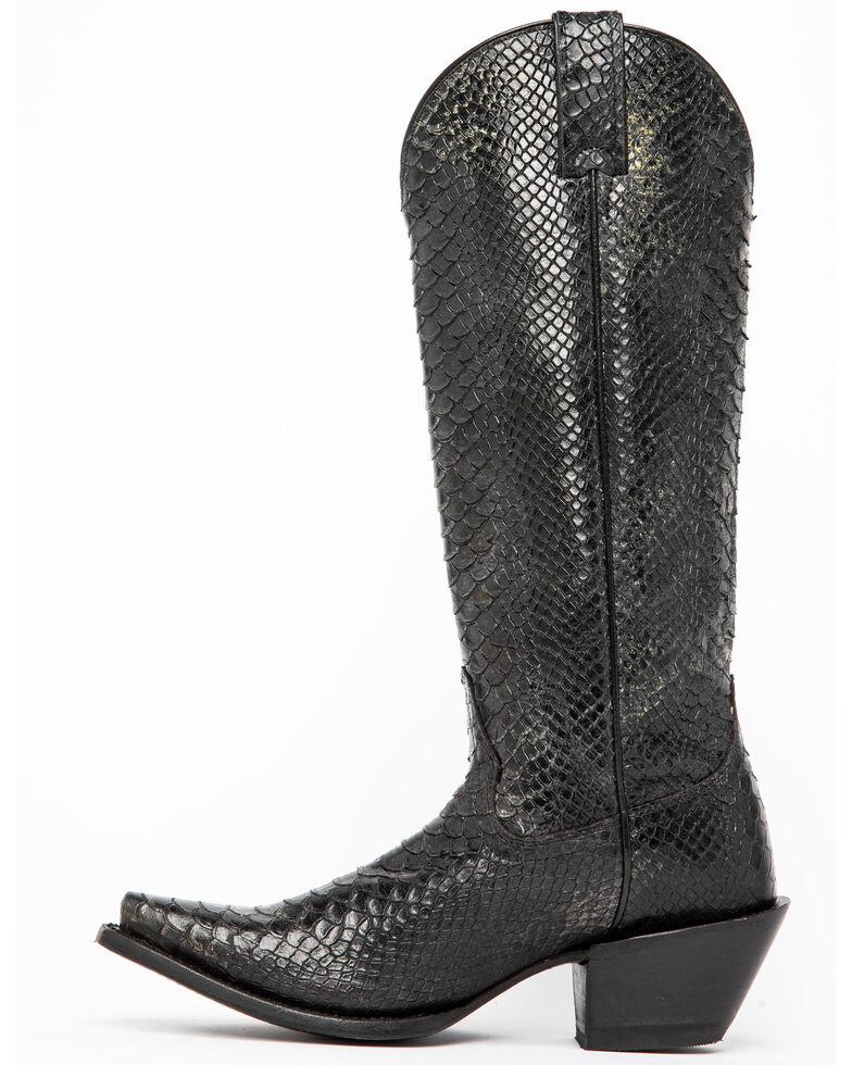 Idyllwind Women's Smok'n Western Boots - Snip Toe, Black, hi-res