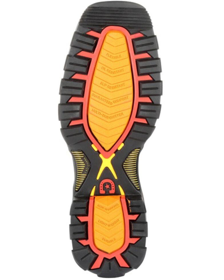Durango Men's Maverick XP Waterproof Western Work Boots - Steel Toe, Rust Copper, hi-res