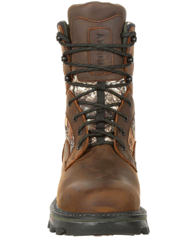 Rocky Men's BearClaw FX Waterproof Outdoor Boots - Round Toe, Multi, hi-res