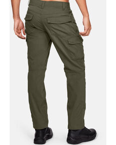 Under Armour Men's Green Tactical Enduro Cargo Work Pants, Green, hi-res