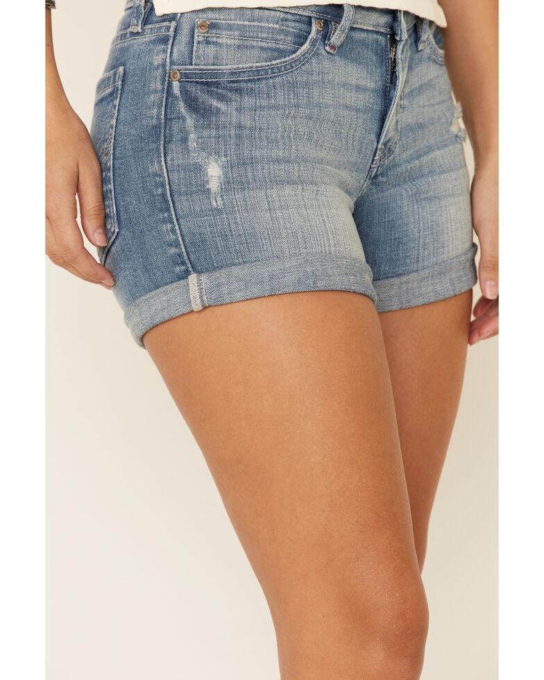 Idyllwind Women's Southern Classic Shorts, Light Blue, hi-res