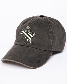 Cody James Men's American Bull Cap , Grey, hi-res