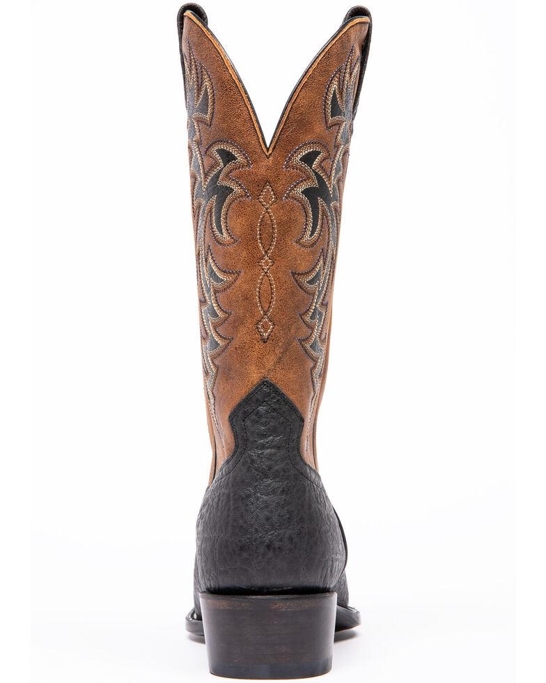a7aaebe380f Moonshine Spirit Men's Elephant Print Western Boots - Narrow Square Toe
