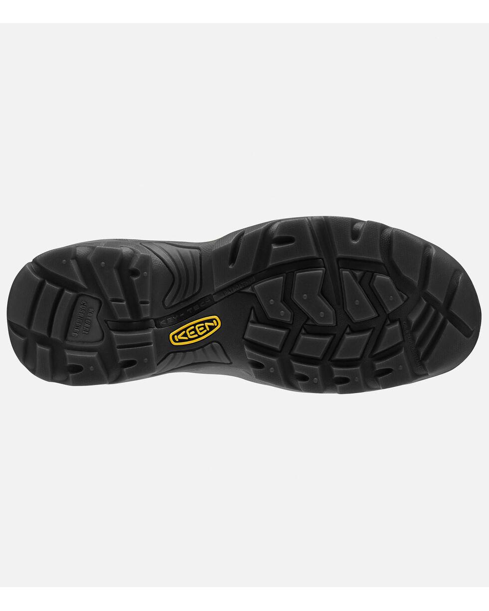 Keen Men's Pittsburgh Waterproof Work Boots - Steel Toe, Tan, hi-res
