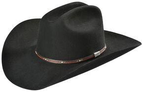 e46a17199a529 Resistol George Strait Kingman 6X Fur Felt Cowboy Hat