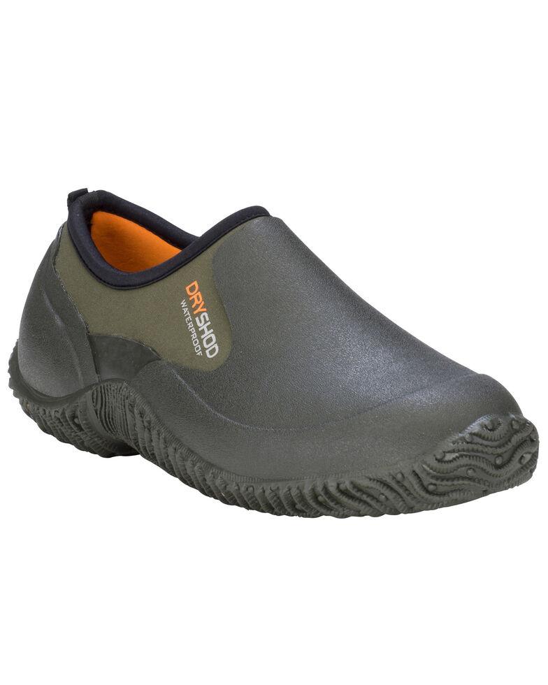 Dryshod Men's Legend Camp Shoes, Grey, hi-res