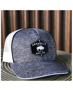 a0648dadaf9 Armadillo Hat Co. Men s Hex Patch Trucker Cap