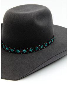 Rodeo King Men's Beaded Hat Band, Multi, hi-res