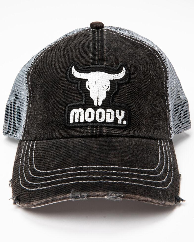 Idyllwind Women's Moody Bull Ball Cap , Black, hi-res