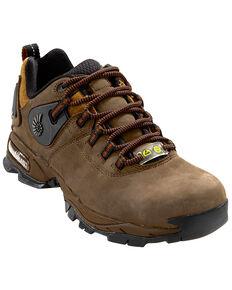 Nautilus Men's Brown Ergo SD Work Shoes - Composite Toe , Brown, hi-res