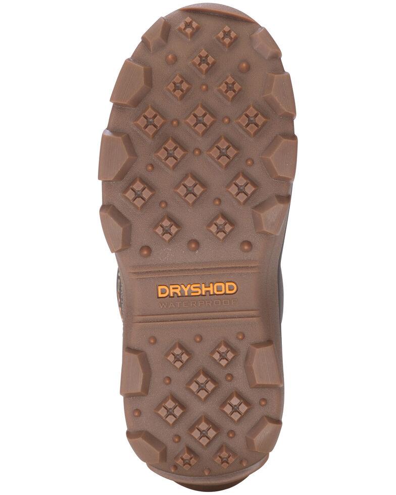 Dryshod Women's Hi Haymarker Farm Work Boots , Brown, hi-res
