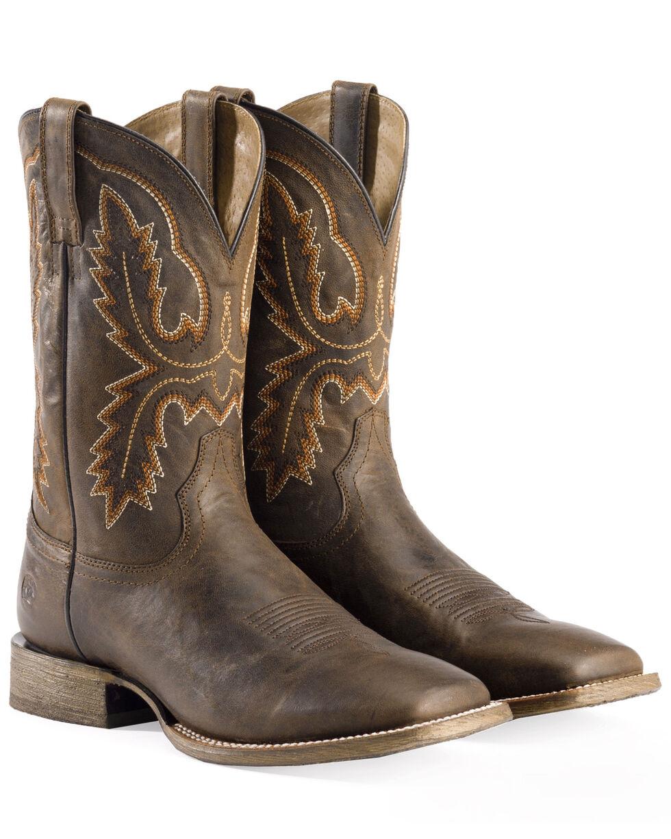 Ariat Men's Tan Circuit Dayworker Western Boots - Square Toe , , hi-res