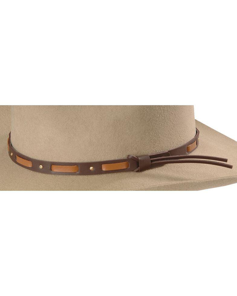 Stetson Hutchins 3X Wool Felt Cowboy Hat, Stone, hi-res