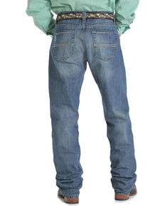 Cinch Men's Ian Mid Rise Relaxed Fit Jeans - Boot Cut, Indigo, hi-res