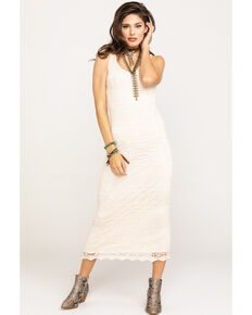 Tasha Polizzi Women's Beverly Dress, Cream, hi-res