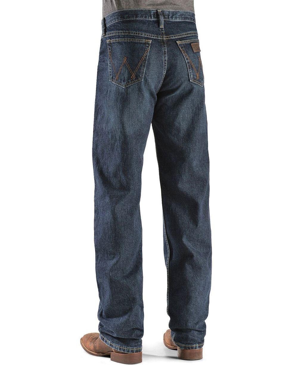 Wrangler 20X Jeans - Competition Relaxed Fit - Big & Tall, Dark Blue, hi-res