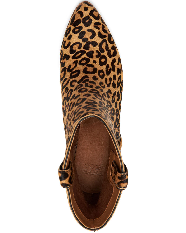 Frye & Co. Women's Maley Leopard Print Fashion Booties - Pointed Toe, Leopard, hi-res