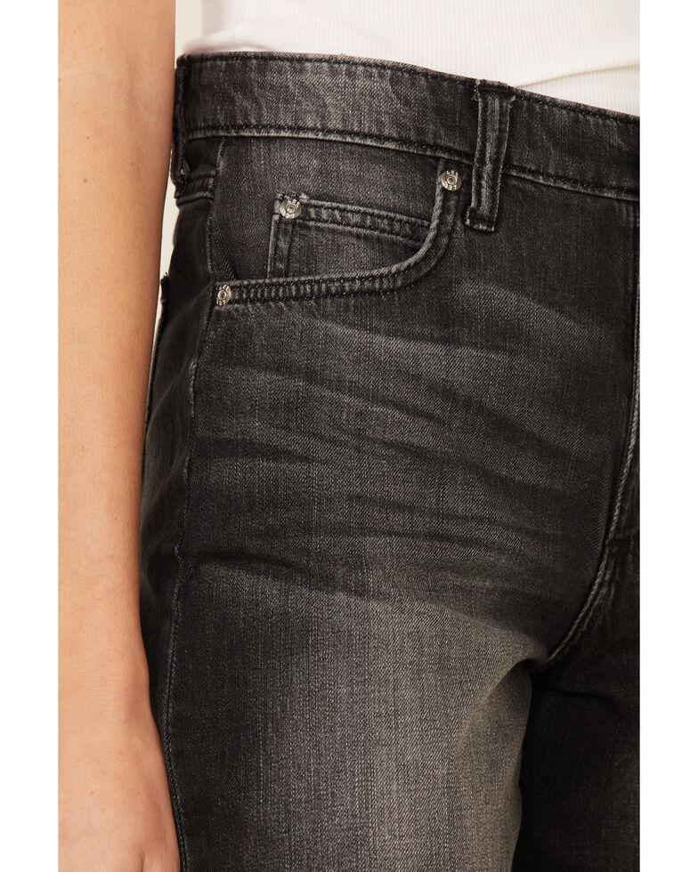 Lee Women's Black Vintage Modern Dad Shorts, Black, hi-res