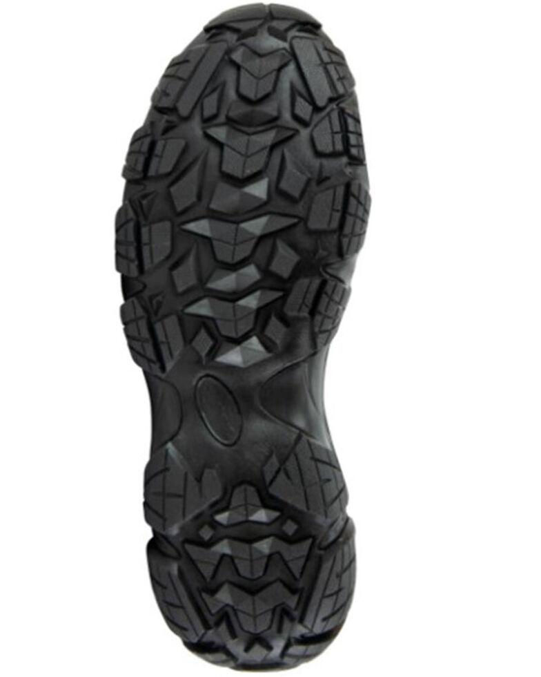 Thorogood Men's Crosstrex Pathogen Work Boots - Composite Toe, Black, hi-res