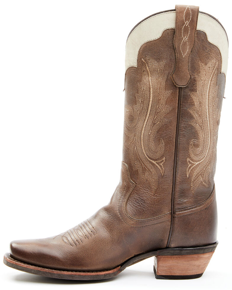 Idyllwind Women's Lawless Performance Western Boots - Square Toe, Brown, hi-res