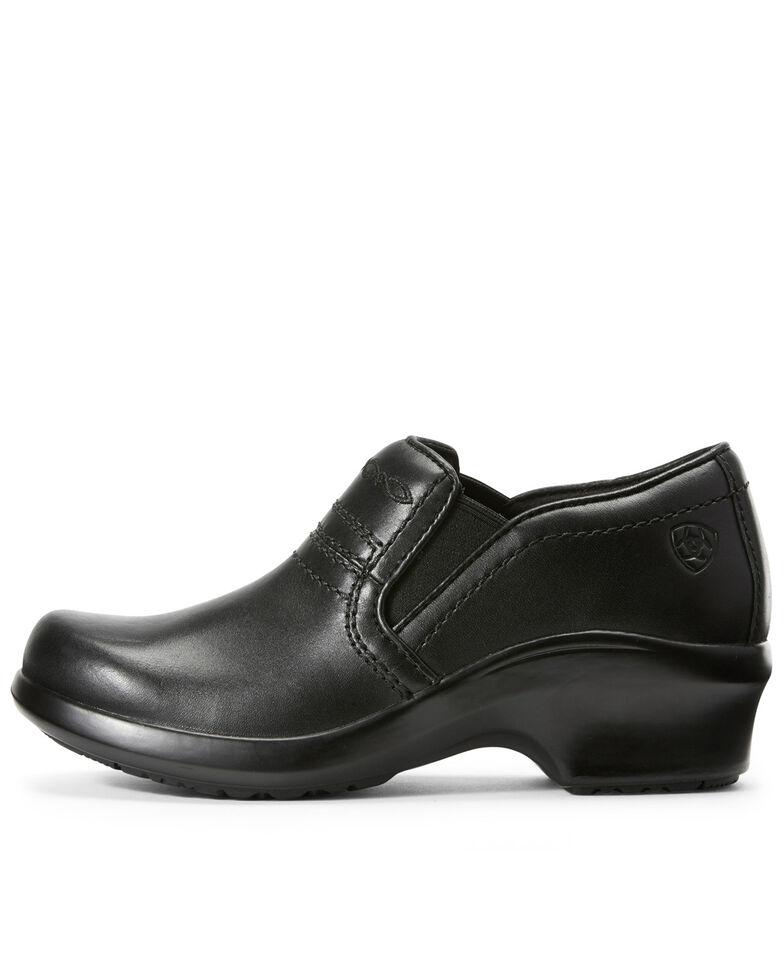 Ariat Women's Expert Clogs - Round Toe, Black, hi-res