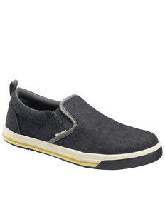 Nautilus Men's Westside Work Shoes - Aluminum Toe, Black, hi-res