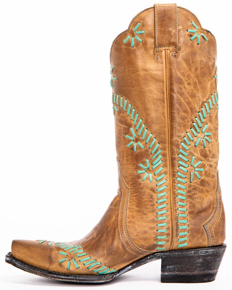 Idyllwind Women's Wanda Western Boots - Snip Toe, Natural, hi-res