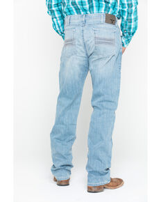 Wrangler 20X Men's Roanoke Boot Cut Jeans, Blue, hi-res