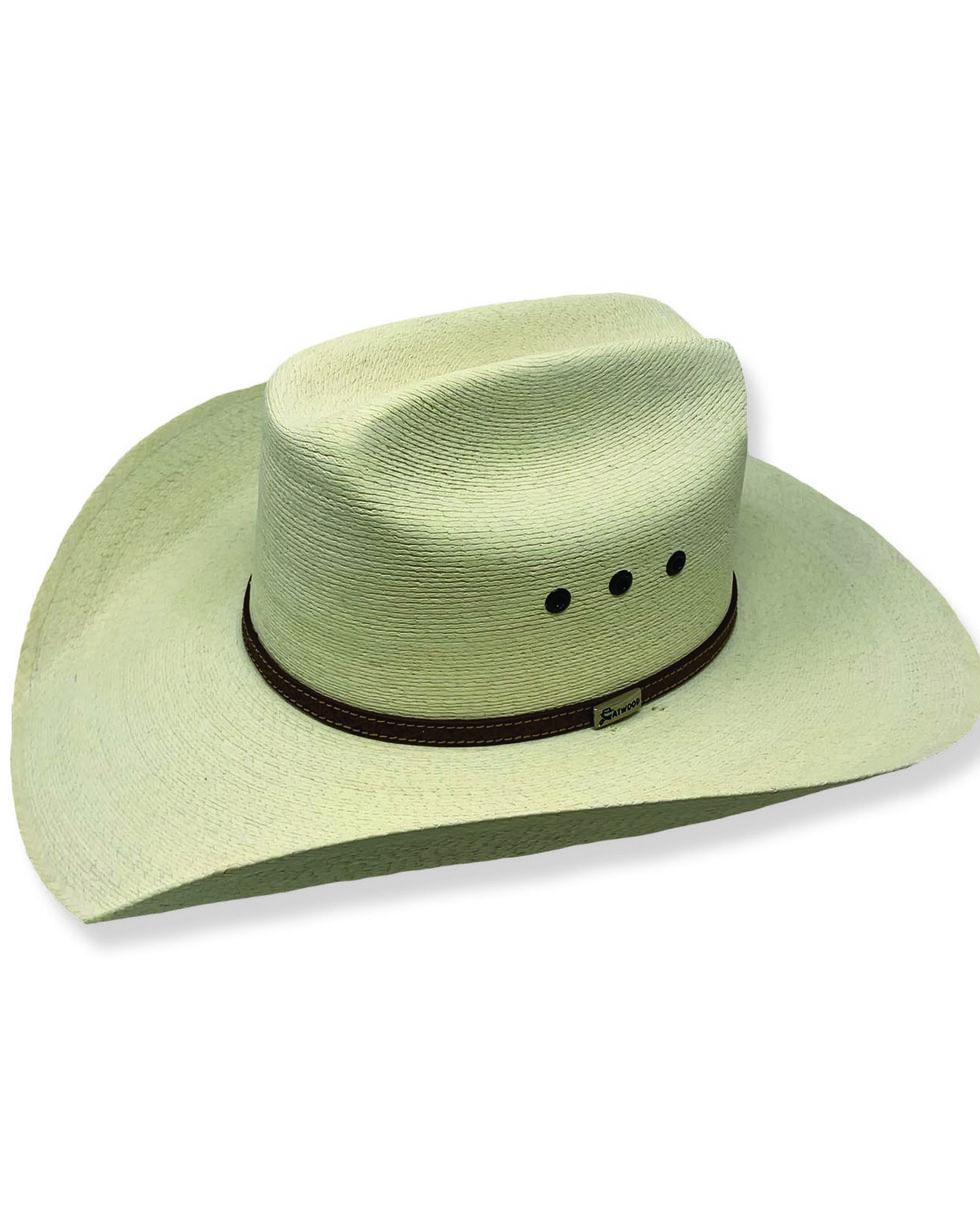 Atwood C Band 7X Palm Cowboy Hat , Natural, hi-res
