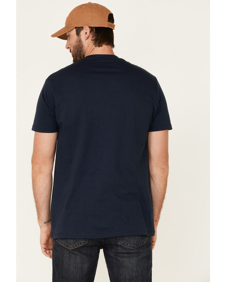 Levi's Men's Navy Nelson Logo Graphic T-Shirt , Navy, hi-res
