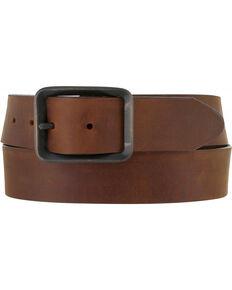 Chippewa Men's Buckskin Leather Belt , Bark, hi-res