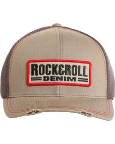 ca6a15d3802 Rock   Roll Cowboy Men s Patch Logo Cap