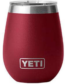 Yeti Red 10oz Wine Tumbler, Red, hi-res