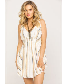 Idyllwind Women's Meet Me At Sunset Dress, Ivory, hi-res