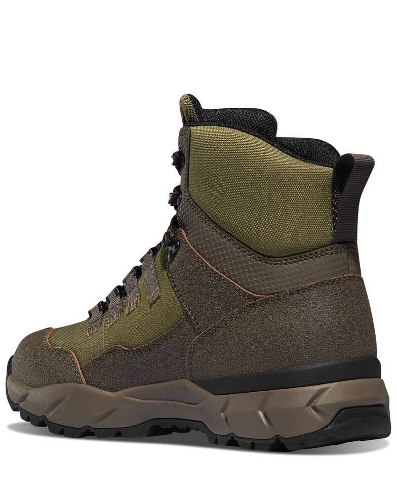 Danner Men's Vital Trail Hiking Boots - Soft Toe, Brown, hi-res
