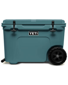 Yeti Tundra Haul River Green Cooler, Green, hi-res