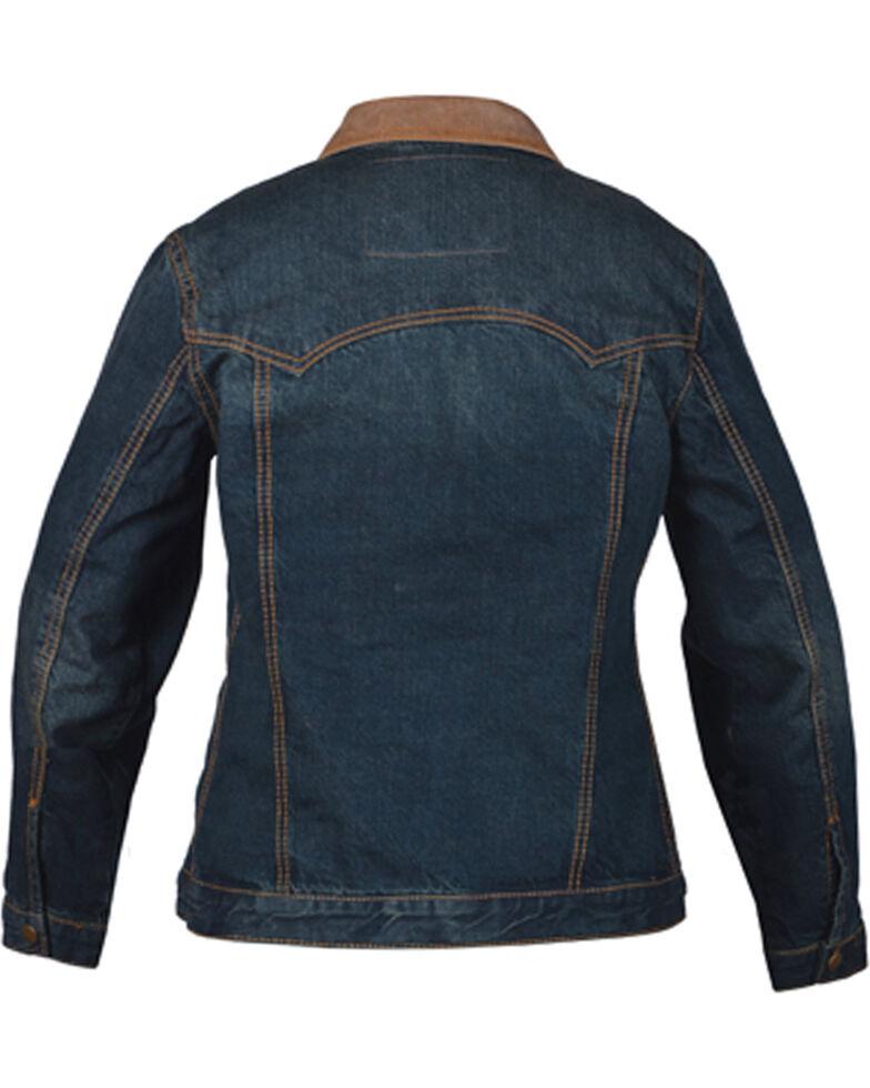 STS Ranchwear Women's Ladies Denim Jumper Jacket , Blue, hi-res
