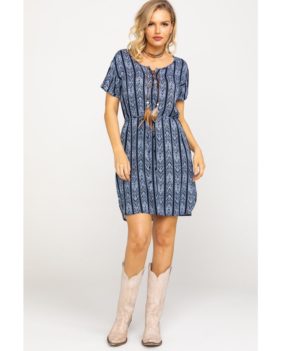 Ariat Women's Nova Dress, Multi, hi-res