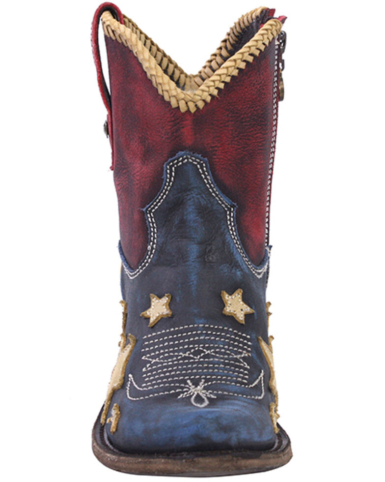 Liberty Black Women's Azul Americana Fashion Booties - Snip Toe, Multi, hi-res