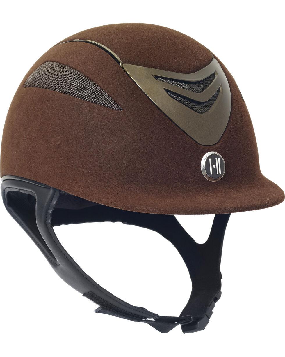 One K Defender Suede Helmet, Brown, hi-res