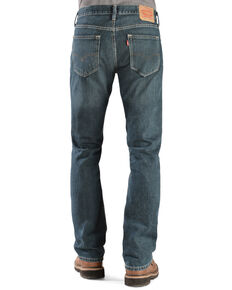 Levi's Men's 527 Prewashed Low Straight Boot Cut Jeans , Overhaul, hi-res